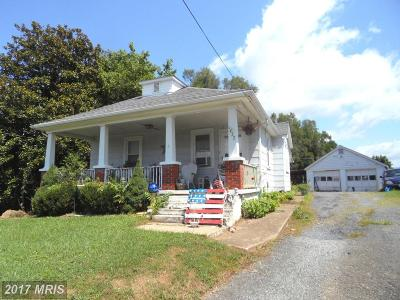 Frederick Single Family Home For Sale: 1422 Souder Road