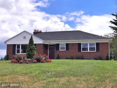 Frederick Single Family Home For Sale: 5978 Grove Hill Road
