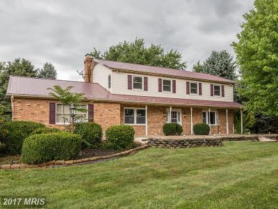 Frederick Single Family Home For Sale: 3334 Roderick Road