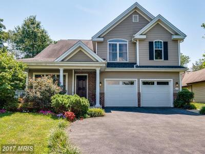 New Market Single Family Home For Sale: 5635 Morning Glory Trail