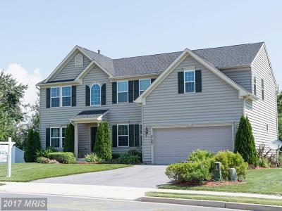 Frederick Single Family Home For Sale: 2123 Brigade Circle