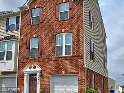 Frederick Townhouse For Sale: 4940 Small Gains Way