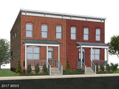 Frederick Duplex For Sale: 28 7th Street W