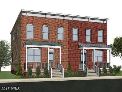 Frederick Duplex For Sale: 7th Street