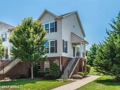 Frederick Townhouse For Sale: 6503 Montalto Crossing #B