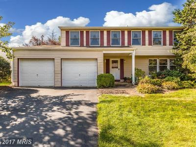 Frederick Single Family Home For Sale: 1384 Fox Run Court