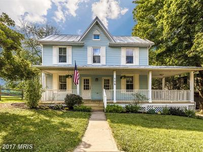 Mount Airy Single Family Home For Sale: 706 Main Street