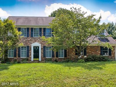 Ijamsville Single Family Home For Sale: 2919 Greenhill Court