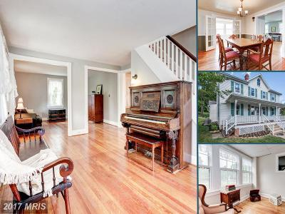 Frederick Single Family Home For Sale: 8613 Yellow Springs Road