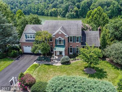 New Market Single Family Home For Sale: 6594 Waters Edge Court