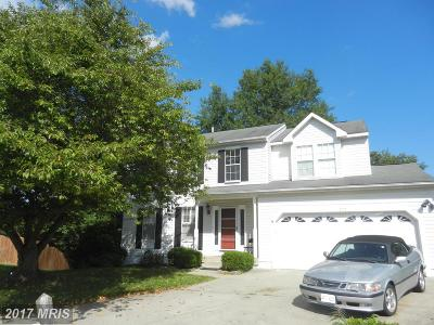 Frederick Single Family Home For Sale: 1000 Chinaberry Drive