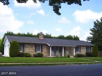Frederick Single Family Home For Sale: 13th Street