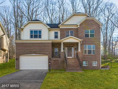 Frederick Single Family Home For Sale: 6704 Box Turtle Court