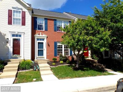 Frederick Townhouse For Sale: 6642 McGrath Place