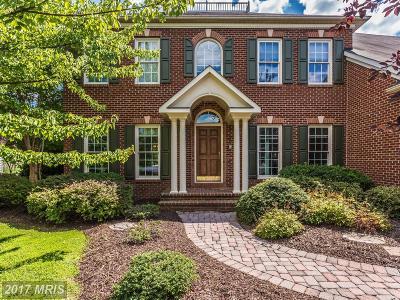Ijamsville Single Family Home For Sale: 10015 Prestwich Terrace