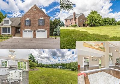 New Market Single Family Home For Sale: Yeager Court