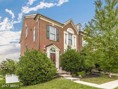 Frederick Townhouse For Sale: 9433 Penrose Street