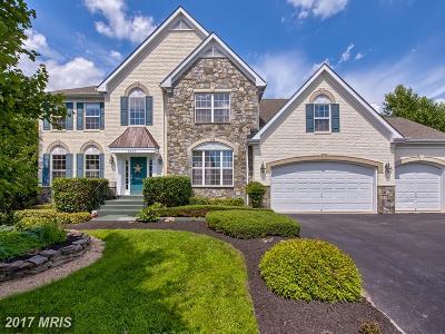 Ijamsville Single Family Home For Sale: 5578 Broadmoor Terrace N