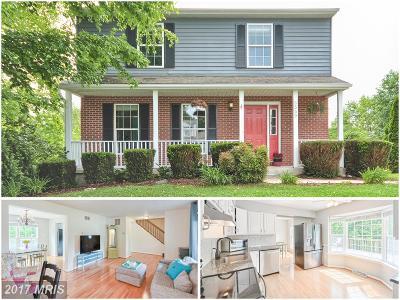 New Market Single Family Home For Sale: 5559 Sponseller Court