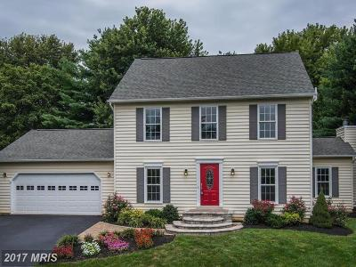 Frederick Single Family Home For Sale: 3886 Gibbons Road