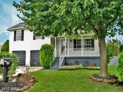 Frederick Single Family Home For Sale: 218 Bishops Glen Drive