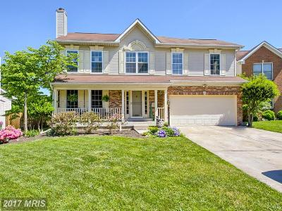 Frederick Single Family Home For Sale: 616 Winterspice Drive
