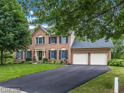 Walkersville Single Family Home For Sale: 275 Maplewood Court