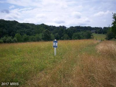 Mount Airy Residential Lots & Land For Sale: 4411 Bill Moxley Rd. Lot 2