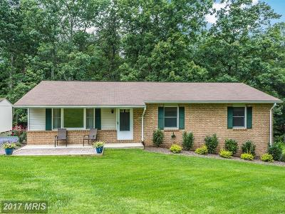 Mount Airy Single Family Home For Sale: 14112 Clearwood Court