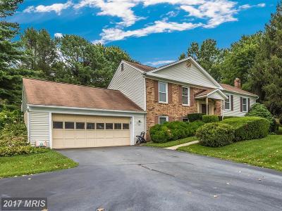 Clarksburg Single Family Home For Sale: 2205 Regina Drive