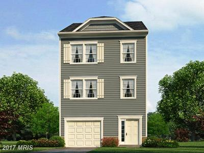Frederick Townhouse For Sale: 4648 Cambria Road