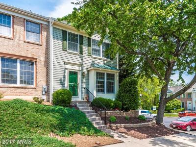 Frederick Townhouse For Sale: 6224 Hastings Court