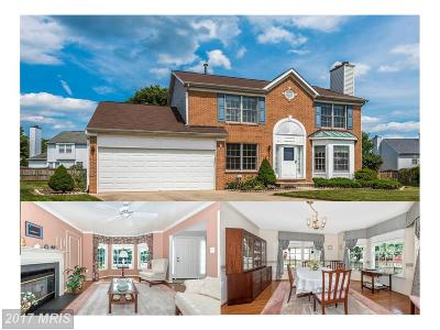 Frederick Single Family Home For Sale: 591 Winterspice Drive