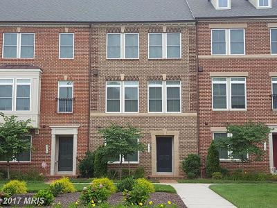 Frederick Townhouse For Sale: 3577 Sprigg Street S