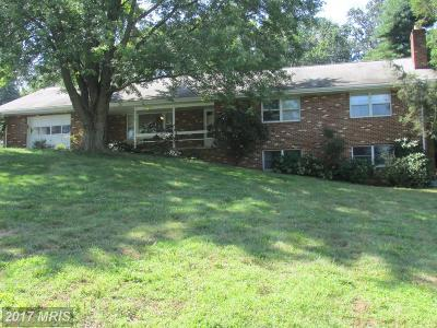 Frederick Single Family Home For Sale: 11129 Windsor Road