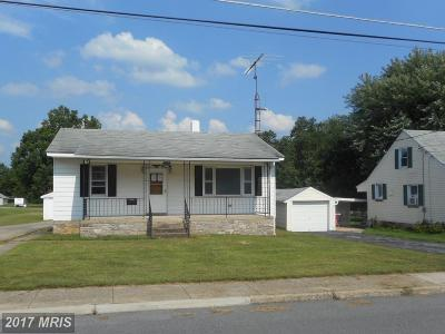 Frederick Single Family Home For Sale: 114 Water Street