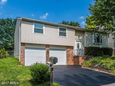 Frederick MD Single Family Home For Sale: $279,900