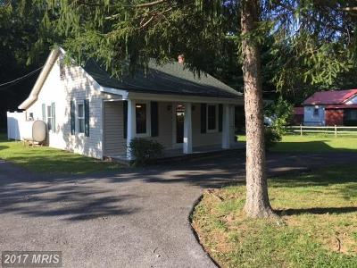 Thurmont Single Family Home For Sale: 6416 Mountaindale Road