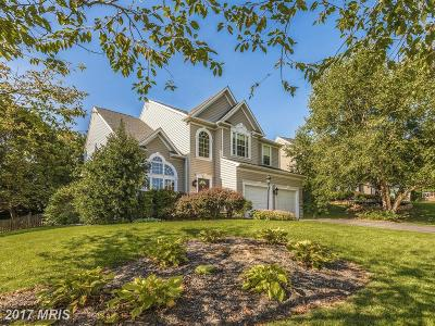 Mount Airy Single Family Home For Sale: 4001 Wedge Court
