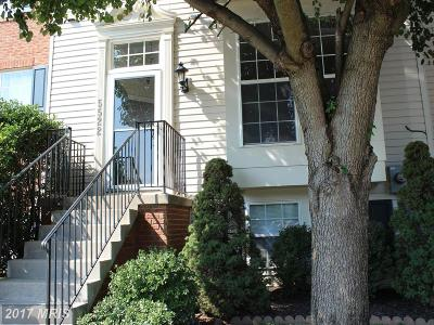 Frederick MD Townhouse For Sale: $265,000