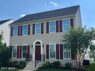 Frederick Single Family Home For Sale: 2122 Artillery Road