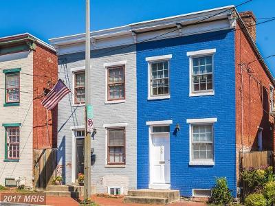 Frederick Duplex For Sale: 159 All Saints Street W