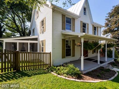 Single Family Home For Sale: 9002 Walnut Street