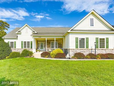Mount Airy Single Family Home For Sale: 4736 Caleb Wood Drive