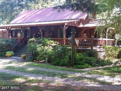 Single Family Home For Sale: 1328 Arnoldtown Road