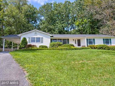 Ijamsville Single Family Home For Sale: 3402 Hummingbird Court