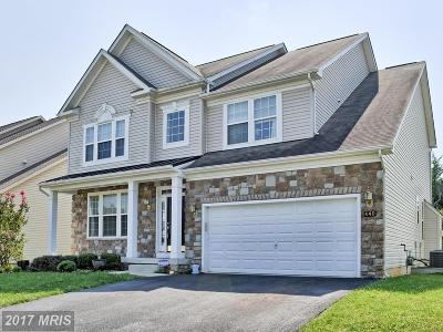 Frederick Single Family Home For Sale: 440 Mohican Drive