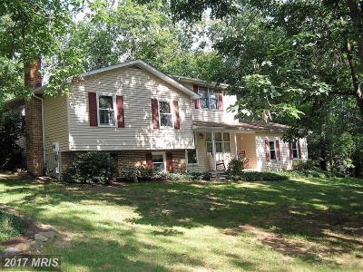 Frederick Single Family Home For Sale: 11580 Liberty Oak Drive