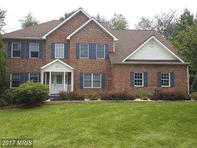 Frederick Single Family Home For Sale: 9489 Bartgis Court