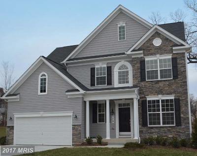 Frederick Single Family Home For Sale: 14604 Peddicord Road